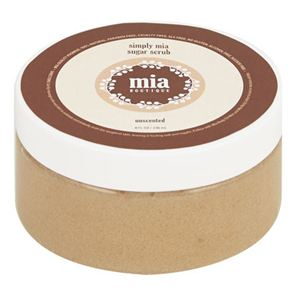 Picture of Simply Mia Sugar Scrub - 8 oz